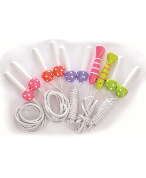 Egmont Assorted Skipping Ropes
