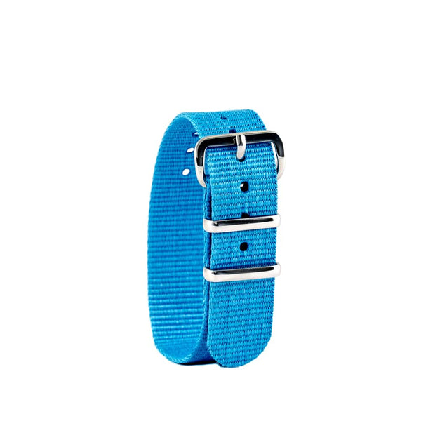 EasyRead Time Teacher Replacement Watch Strap: Bright Blue