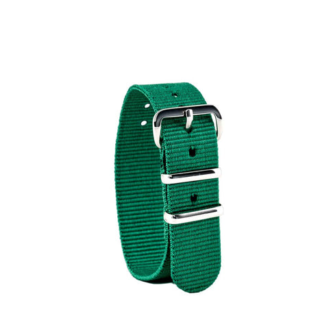EasyRead Time Teacher Replacement Watch Strap: Dark Green
