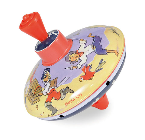 Egmont Pirate Spinning Top