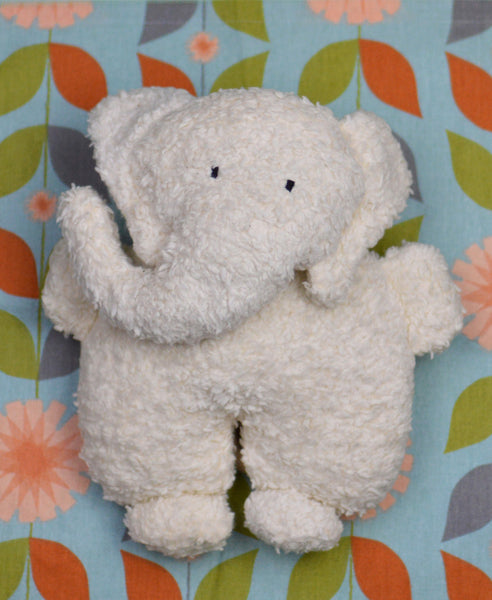 Efie 100% Organic Musical Elephant, Made in Germany
