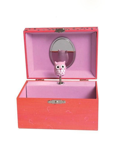 Egmont Birdhouse Jewellery Music  Box