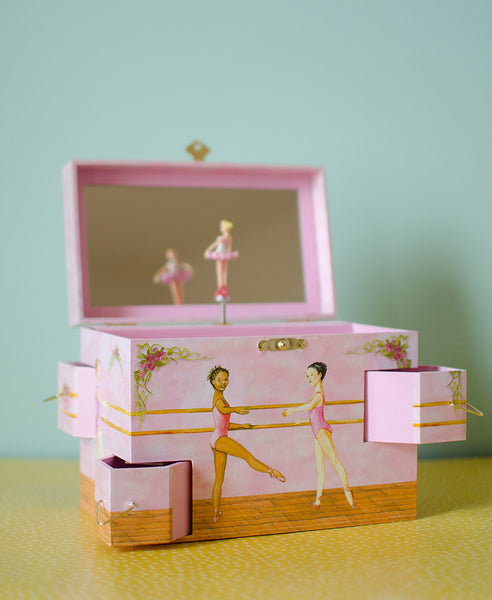 Enchantmints Ballet School Treasure Box