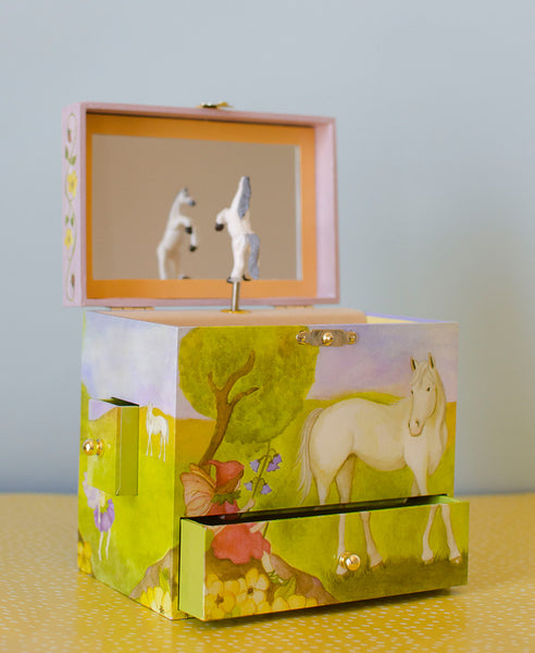 Enchantmints Horse Fairy Treasure Box