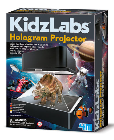 Kidz Labs Hologram Projector