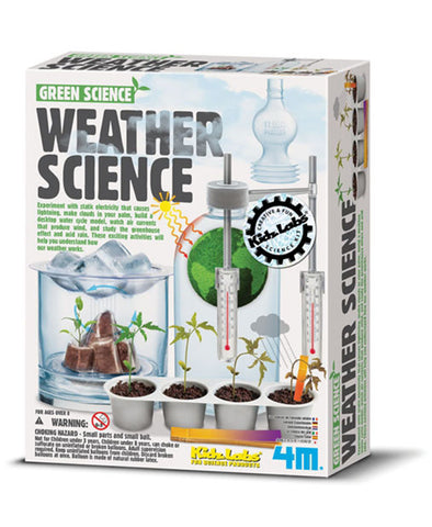 Green Science Weather Science
