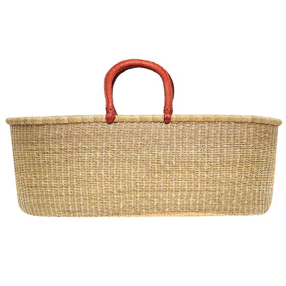 Afropacific Moses Basket