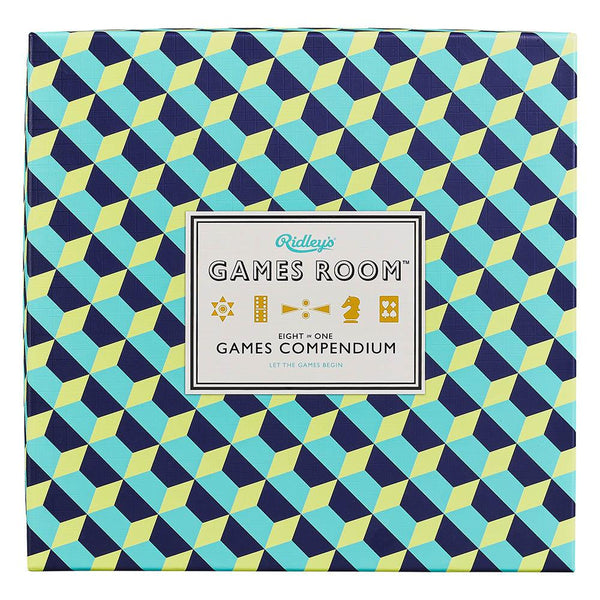 Ridleys Gamesroom Compendium of Games
