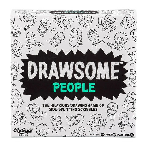 Ridley's Drawsome People Card Game
