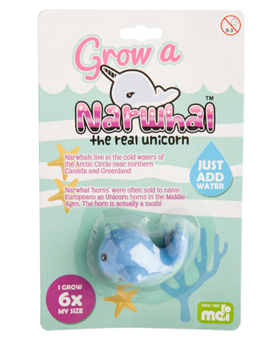Grow a Narwhale