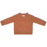 Grown Clothing Speckled Merino Jumper Clay