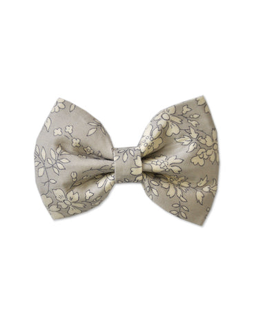 Pretty Wild Georgie Single Bow Liberty Silver Belle