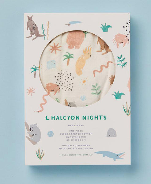 Halcyon NIghts Outback Dreamers Stretch Wrap