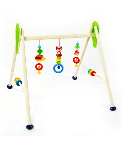 Hess-Spielzeug Baby Gym Forest Friends