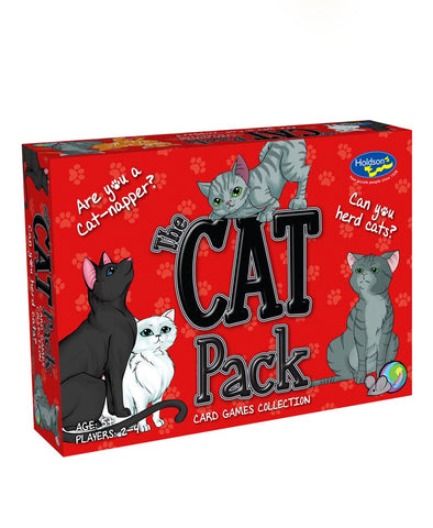 Holdson's The Cat Pack Card Game