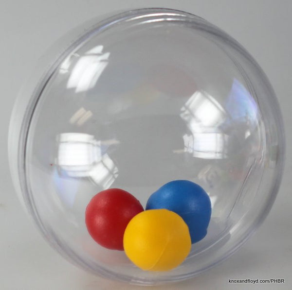 Philos Ball Rattle Big Beads