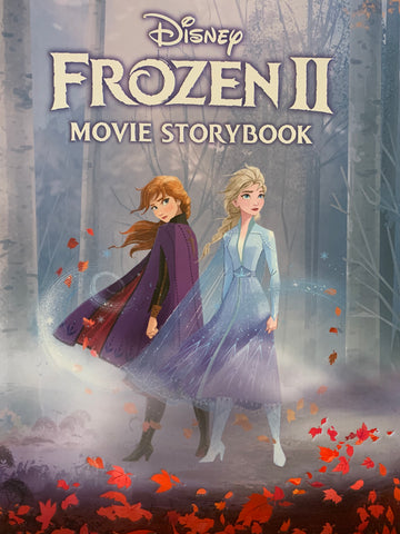 Frozen 2 Movie Story Book