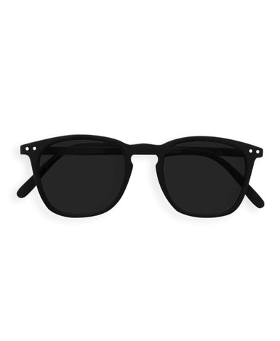 Izipizi: Sun Junior Sunglasses Collection: E Shape: Black