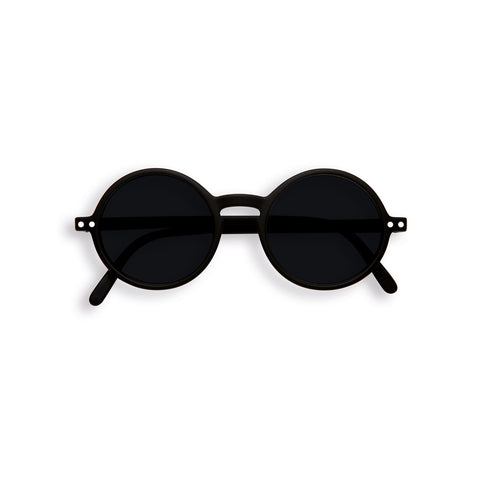Izipizi: Sun Junior Sunglasses Collection G Shape: Black