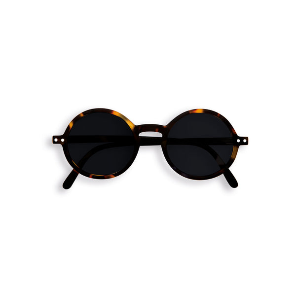 Izipizi: Sun Junior Sunglasses Collection G Shape: Tortoise