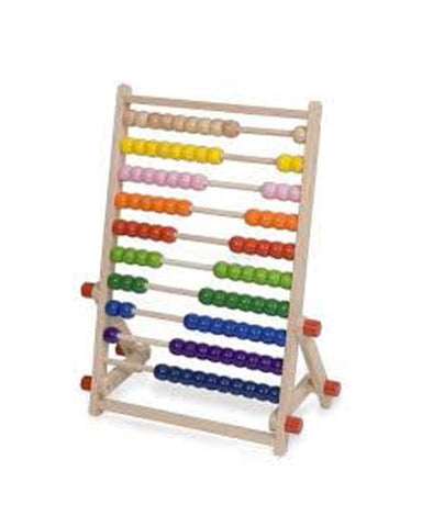 Blue Ribbon Floor Counting Frame / Abacus