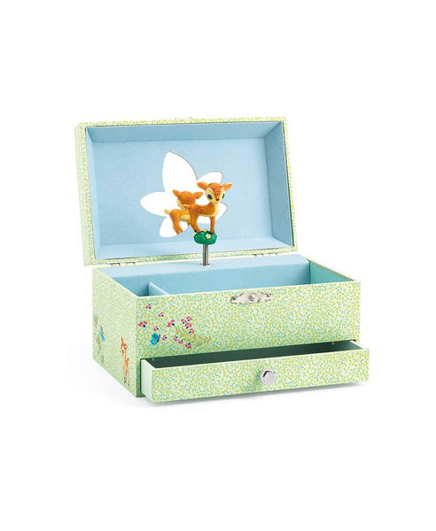 Djeco Deer Music Box The Fawn's Song