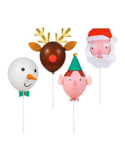 Meri Meri Christmas Balloon Kit