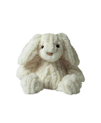 The Manhattan Toy Company Adorables Lulu Bunny Small - Cream