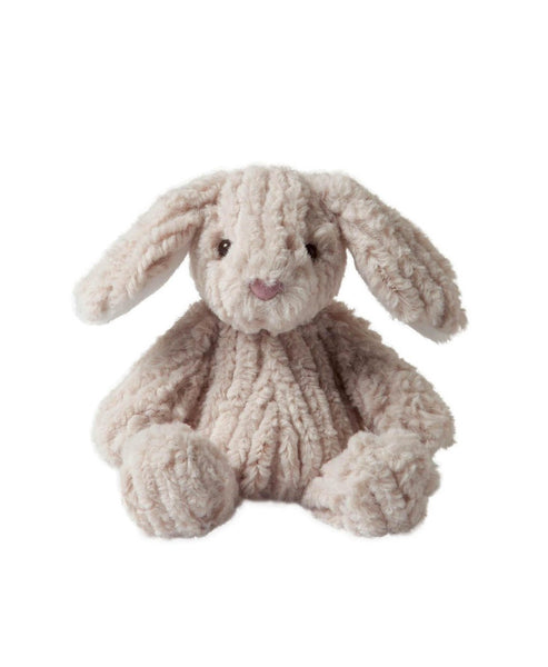 The Manhattan Toy Company Adorables Harper Bunny Small - Beige