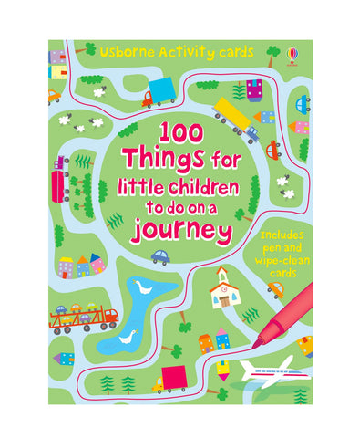 Usborne - 100 Things for Little Kids Journey