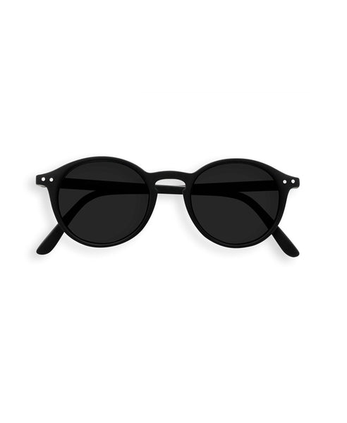 Izipizi: Sun Junior Sunglasses Collection D Shape: Black