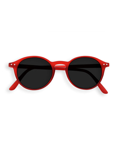 Izipizi: Sun Junior Sunglasses Collection: D Shape: Red