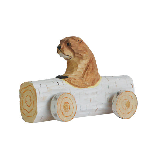 Down to the Woods Beaver Log Racer