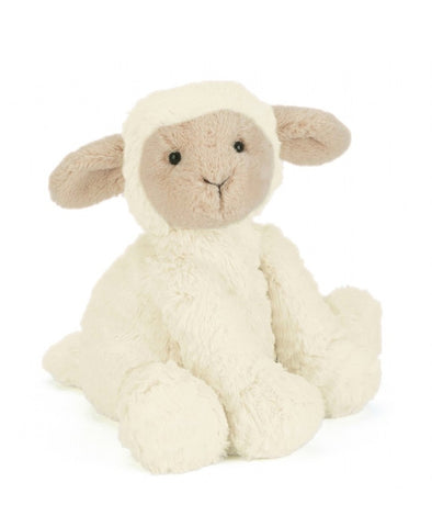 Jellycat Fuddlewuddle Lamb Medium Cream