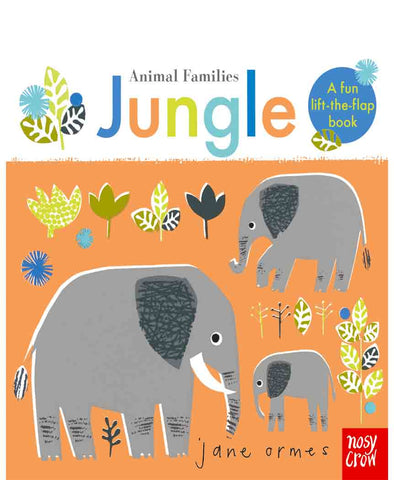 Jungle Animal Families