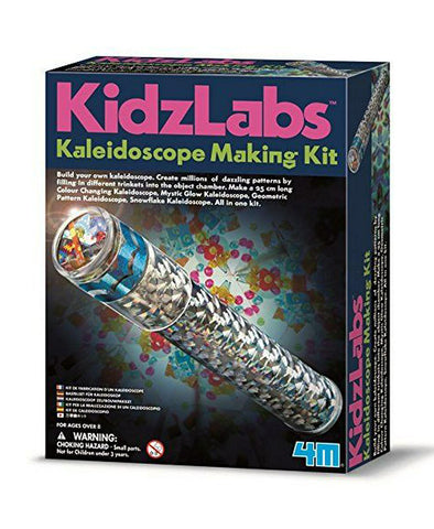 Kidz Labs Kaleidoscope Making Kit