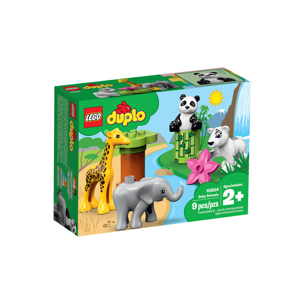 Lego Duplo Baby Animals.