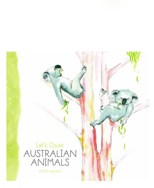 Let's Count Australian Animals by Ochre Lawson
