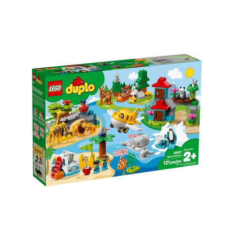 Lego Duplo World Animals