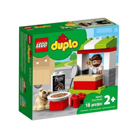 Lego Duplo Pizza Stand
