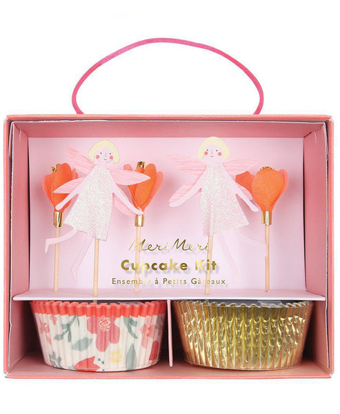 Meri Meri Fairy Cupcake Kit