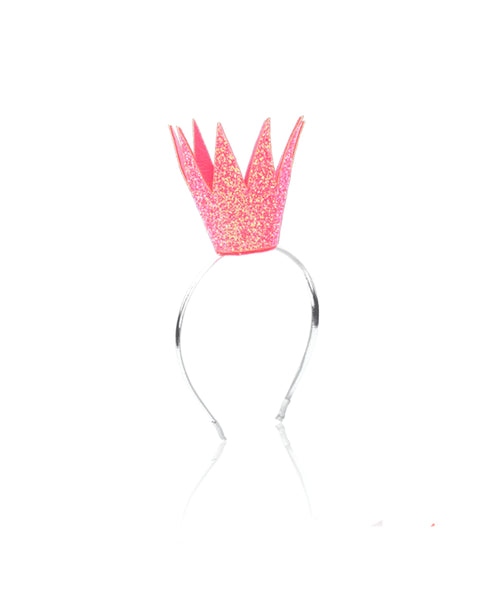 Milk & Soda King of Queens Headband - Pink