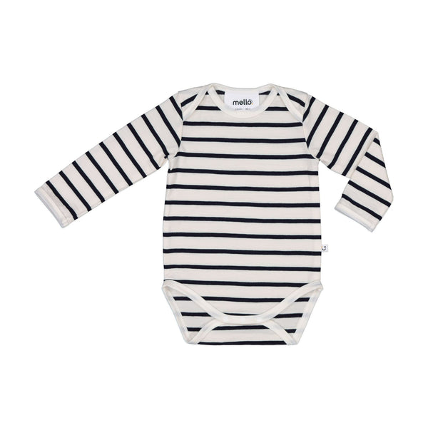 Mello Merino Long Sleeve Bodysuit