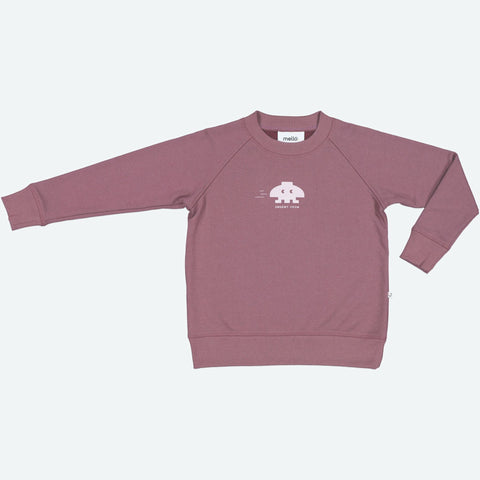Mello Merino Crew Sweater