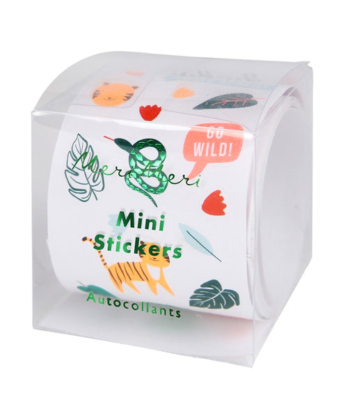 Meri Meri Jungle Sticker Roll