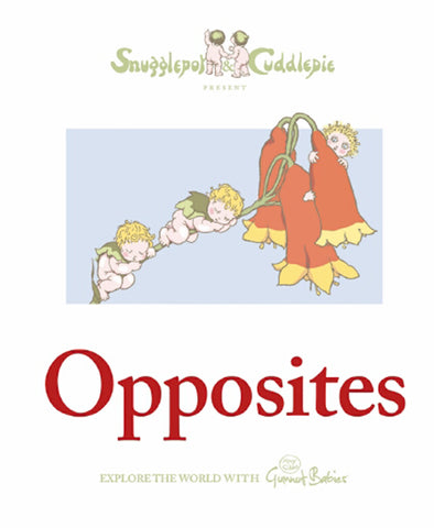 May Gibbs Opposites Board Book