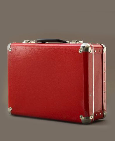 My Journey Large Travel Suitcase Red