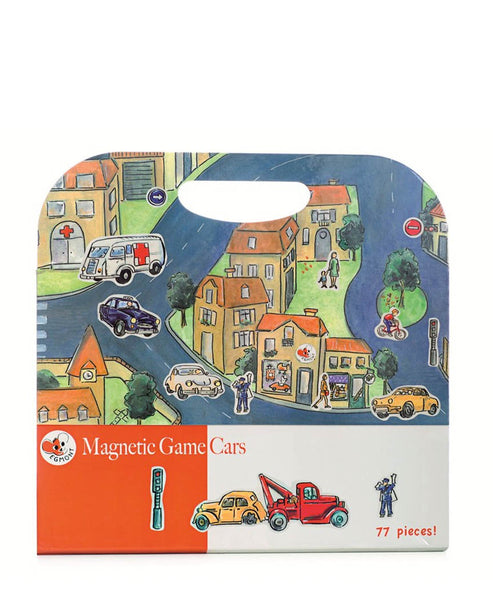 Egmont Magnetic Game - Cars