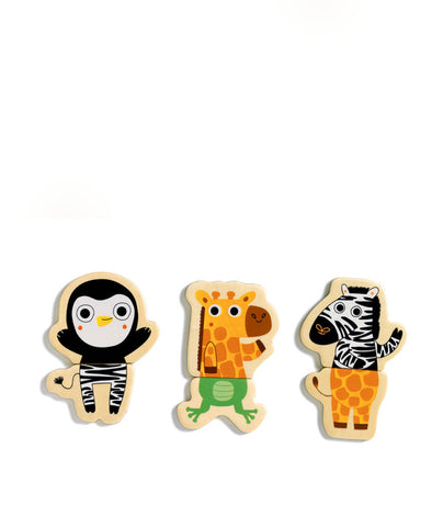Djeco Jungle Magnets