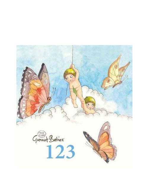 May Gibbs Gumnut Babies 123 Board Book